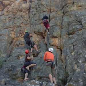 Sydney Rock Climbing Course, 2 Days, Blue Mountains