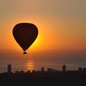 Gold Coast Hot Air Balloon Flight