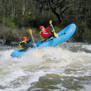 Avon River White Water Rafting, Perth, Half Day