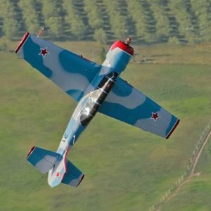 Hunter Valley Aerobatics Flight, Extreme Package, Yak 52 Warbird
