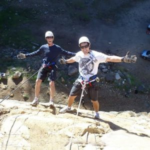 Perth Rock Climbing and Abseiling Experience, Half Day