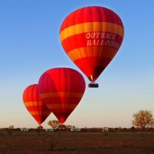 Hot air balloon flight, Alice Springs NT for 30 minutes