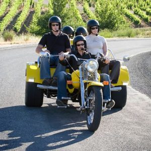 Barossa Valley Trike Tour for Two