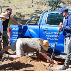 Canberra 4WD Training and Off Road Skills Course | RIIVEH305E