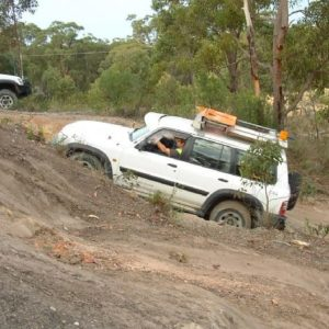 Canberra Basic 4WD Training and Off Road Skills Course