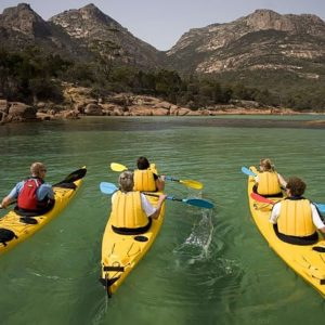 Freycinet Peninsula Kayaking Tour, 3 hours