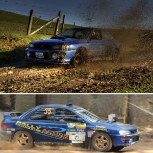 Full Day Rally Driving Course, Perth