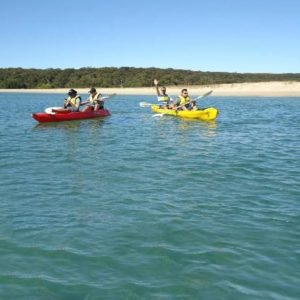 Kayak Hire, Bundeena, 4 Hours