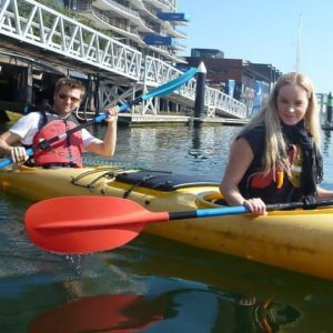 Melbourne City Kayaking Tour, Kayak Tour, Melbourne, Half Day