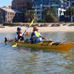 Half Day Kayaking Tour, St Kilda, Melbourne