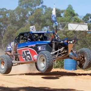 Extreme V8 Off Road Buggy Drive, Sydney, 10 Laps+
