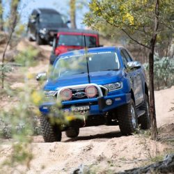 Lithgow 4WD Training and Off Road Skills Course RIIVEH305E