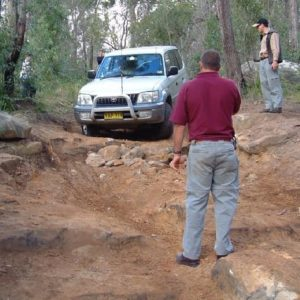 Lithgow Basic 4WD Training and Off Road Skills Course