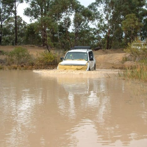 Newcastle Basic 4WD Training and Off Road Skills Course