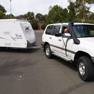 Sydney Caravan Towing Course, 1 Day | On Road Towing Course, Sydney