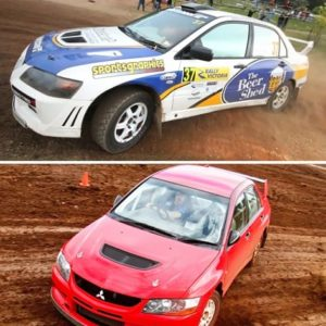 Adelaide Rally Driving Experience, Half Day
