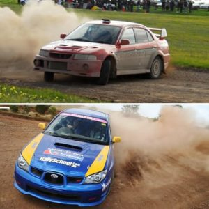 Rally Driving Perth, XLR8 Pack, 8 Laps