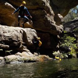Sheep Dip and Rocky Creek Canyoning Tour, Blue Mountains