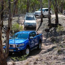 Sydney 4WD Training and Off Road Skills Course RIIVEH305E
