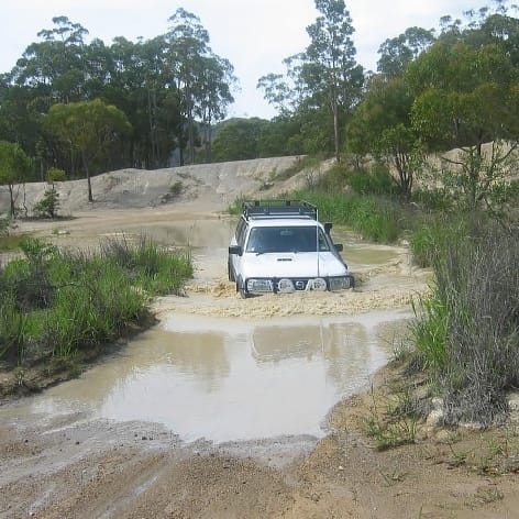 and Off Road Skills Course