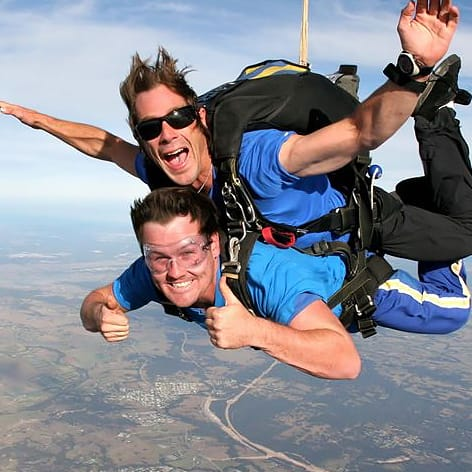 Hunter Valley Skydive Experience, 15,000 Ft, Weekends