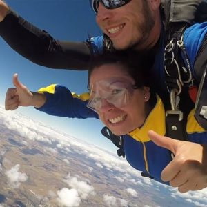 Tandem Skydiving, York, Midweek, 14,000 feet