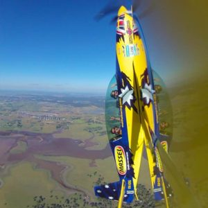 Ultimate Aerobatic Joy Flight with Matt Hall