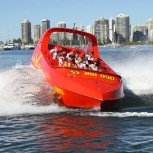 Ultimate Jet Boat Ride, Gold Coast