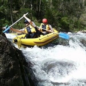 King River Rafting Day