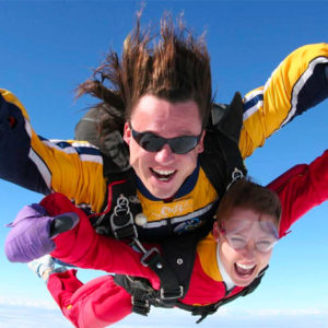 Nagambie Skydive in country Victoria