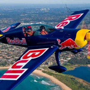 Red Bull Aerobatic Joy Flight, Sydney