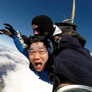 Sydney Skydive, Tandem Skydiving Exerience, 14,000 ft
