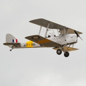 Melbourne Tiger Moth Joy Flight, 30 mins