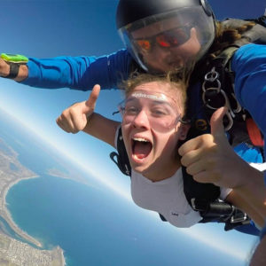 Great Ocean Road Skydive, Victoria, 15,000 ft