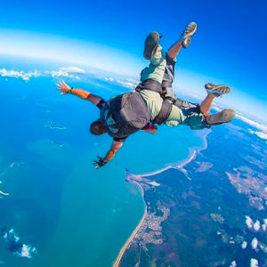Skydive Mission Beach Queensland