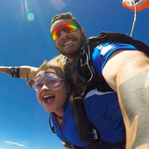 Sydney Skydive, Tandem Skydiving Experience, 14,000 ft