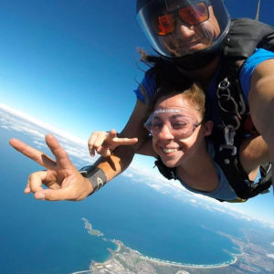 Tandem Brisbane Skydive, Redcliffe, Queensland