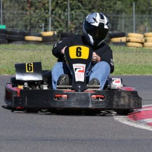 Best Go Karting Sydney has on an outdoor track.