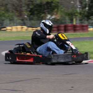 Enjoy Go Karting in Sydney with this 45 Min Experience