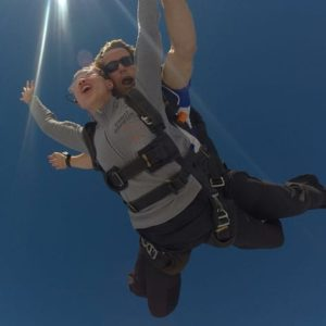Tandem Skydiving over Cairns 12 years an up