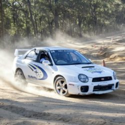 Drive a rally car Adelaide