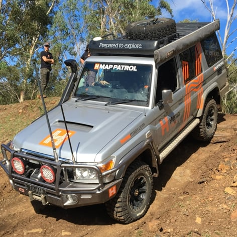 4WD Training Brisbane, Low Range – How to drive a 4WD