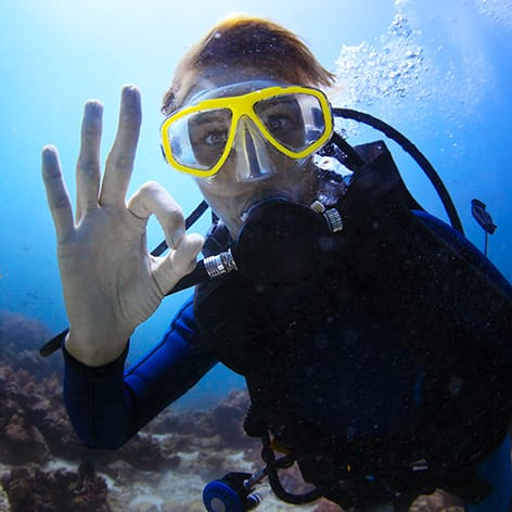 Sydney Diving Course, PADI Open Water, Three Days