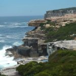Coast Track hike - iconic cliffs Royal National Park, Sydney
