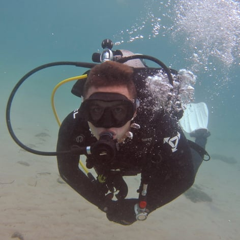 PADI Advanced Open Water Scuba Dive Course, Gold Coast