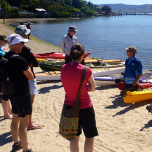 Introduction to Sea Kayaking, Hobart | Kayaking Lessons