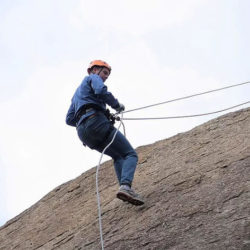 Abseiling Experience, You Yangs, Melbourne Victoria