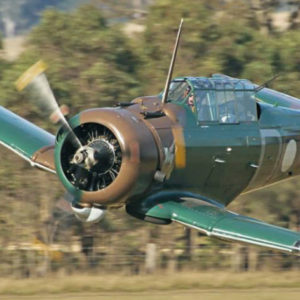 Wirraway Joy Flight, Hunter Valley
