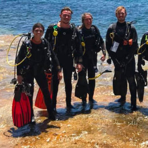 Sydney Learn to Dive Course.
