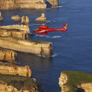 12 Apostles Private Helicopter Ride plus Phillip Island Penguin Tour